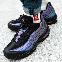 "Nike Air Max 95 Premium ""Throwback Future"" (538416-021), kolor czarny"