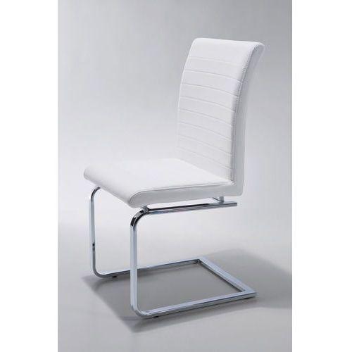 KARE Design:: Krzesło Swinger Comodita White - Kare design:: Krzesło Swinger Comodita White ||biel, kolor biały