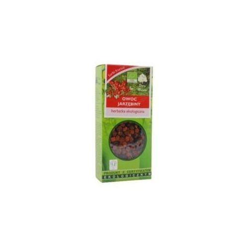Jarzębina owoc herbatka ekologiczna 50gr marki Dary natury