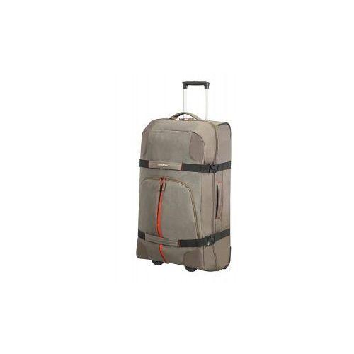 torba miękka na kołach 68 cm kolekcja rewind model duffle/wh materiał polyester marki Samsonite