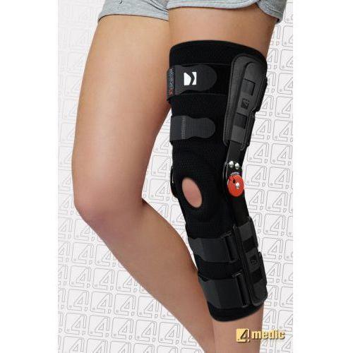 Długa orteza stawu kolanowego z regulacją ruchomości okd-07 marki Reh4mat