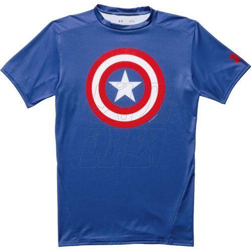 Koszulka kompresyjna  compression alter ego captain america m 1244399-402 marki Under armour