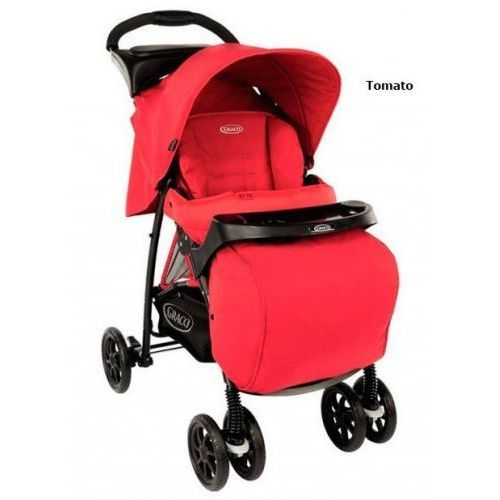 Wózek spacerowy GRACO Mirage Plus - Tomato