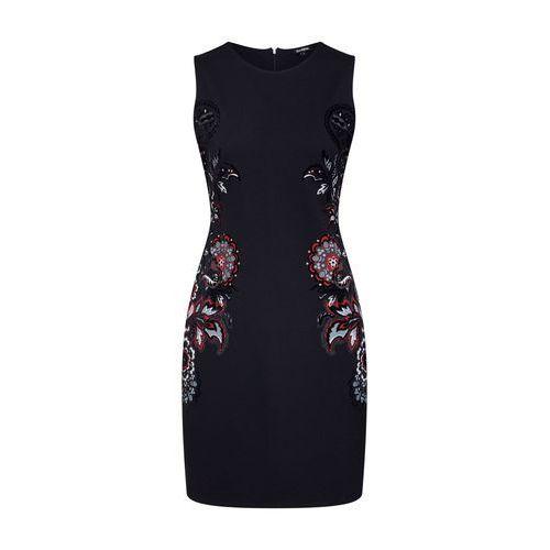 sukienka damska vest denis xs czarna marki Desigual