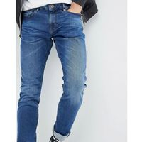 Esprit slim fit jeans with dynamic stretch - blue
