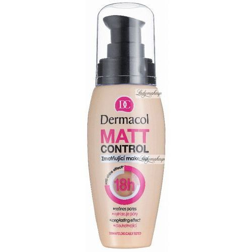 Dermacol - MATT CONTROL - Długotrwały podkład matujący - 1 (85952065)