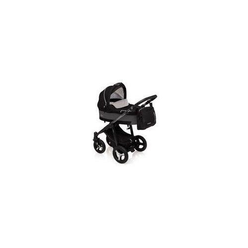 Baby design Wózek wielofunkcyjny husky lupo  (czarny + winter pack)