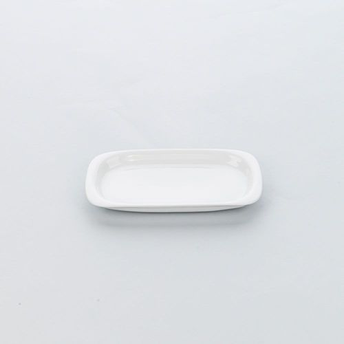 Półmisek z porcelany owalny biały 200 ml apulia 394401 394401 marki Stalgast