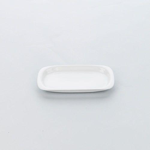 Półmisek z porcelany owalny biały 200 ml Apulia 394401 Stalgast 394401
