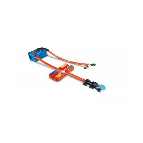 track builder zestaw startowy marki Hot wheels