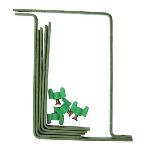 Uchwyt skrzynki Greenmill zielony 2 szt., GR5070Z