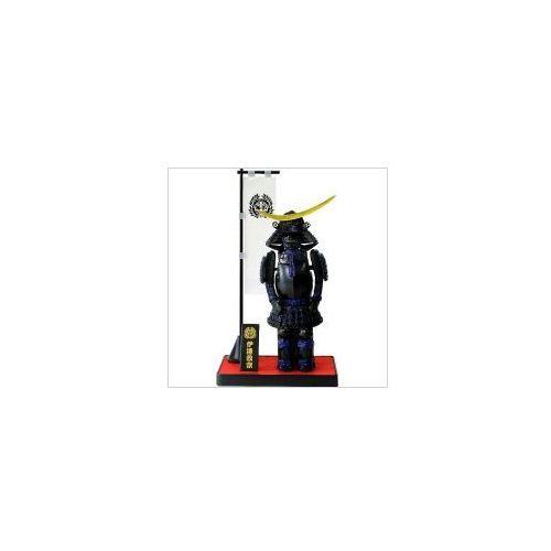 Miniatura samuraj w zbroi Masamune Date SB-1