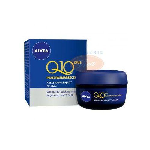 NIVEA Przeciwzmarszczkowy krem na noc Q10 Plus 50 ml z kategorii Na imieniny dla przyjaciela