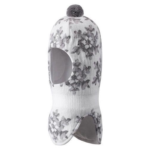 Kominiarka dziecięca bardzo ciepła anda biały - 0101 marki Reima