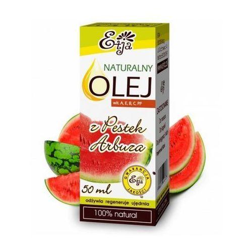 naturalny olej z pestek arbuza 50ml marki Etja