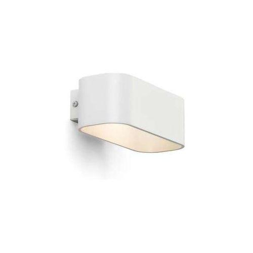 Redlux Kinkiet lampa ścienna reem r10401  metalowa oprawa led 4,5w biała