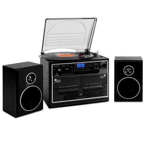 Auna 388-BT wieża Stereo gramofon kasetaBluetooth (4260322370038)
