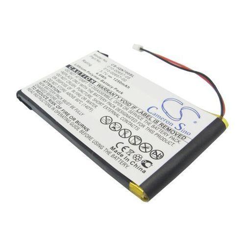 Garmin Nuvi 700 / 010-00657-05 1250mAh 4.63Wh Li-Polymer 3.7V (Cameron Sino) (4894128025122)