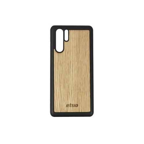 Etuo wood case Huawei p30 pro - etui na telefon wood case - dąb