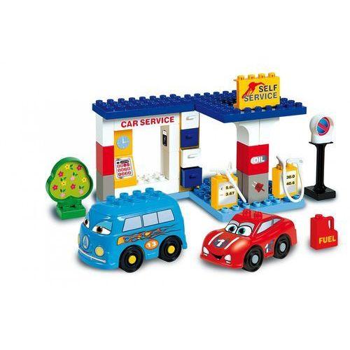 Unico Cars for kids - Stacja beznzynowa - BEZPŁATNY ODBIÓR: WROCŁAW!