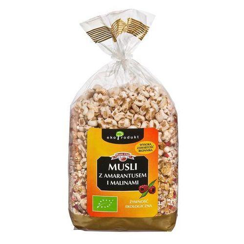 Eko produkt Musli z amarantusem i malinami bio 250g