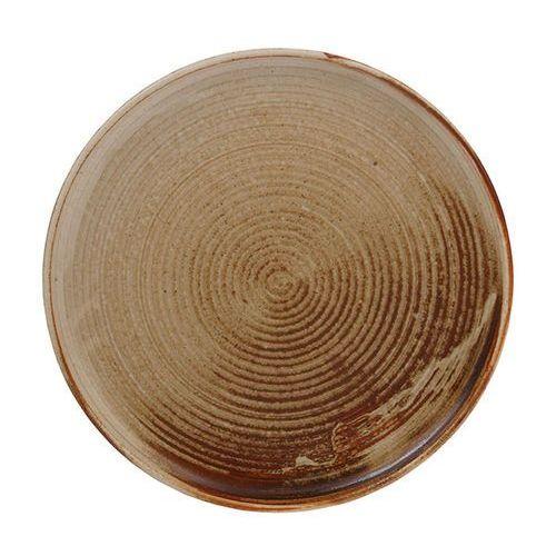 Hk living talerz obiadowy kyoto ceramiczny rustykalny ace6712