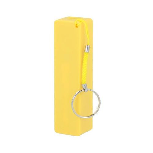 Forever tf1 Ładowarka ze zintegrowaną baterią power bank setty 2000mah żółty