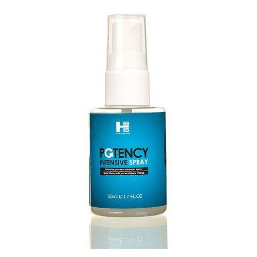 Potency Spray - natychmiastowa erekcja