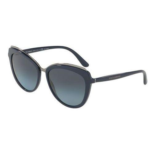 Okulary Słoneczne Dolce & Gabbana DG4304 Polarized 3119K4