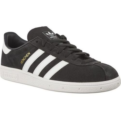 Adidas munchen 322 carbon ftwwht goldmt - buty sneakersy (4059322578366)
