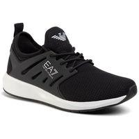 Sneakersy - x8x052 xcc57 00002 black, Ea7 emporio armani, 40-44