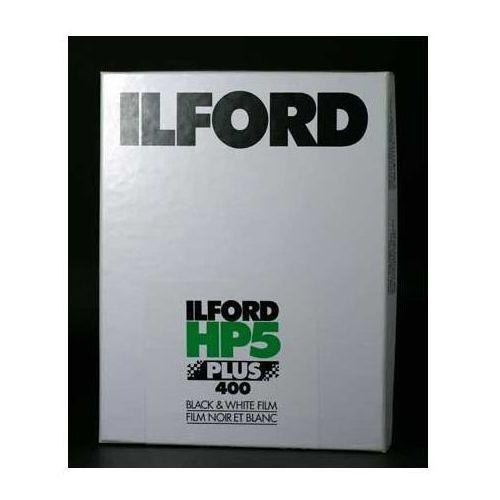 """Ilford Film HP5 Plus 5x7""""/25 negatyw czarno-biały arkusze"""
