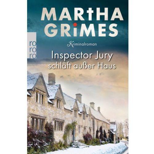 Inspector Jury schläft außer Haus (9783499224874)