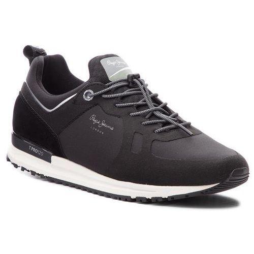 Sneakersy - tinker pro-bold pms30487 black 999 marki Pepe jeans