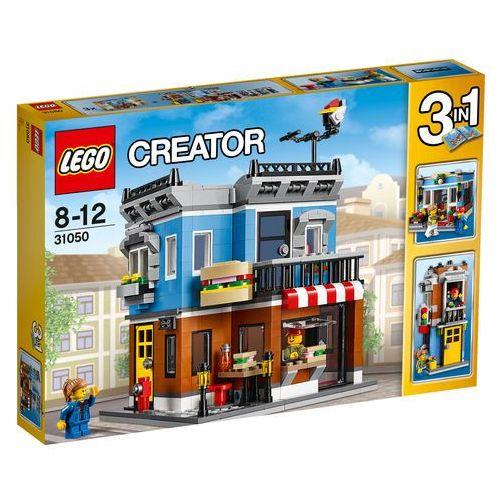 31050 SKLEP NA ROGU Corner Deli KLOCKI LEGO CREATOR