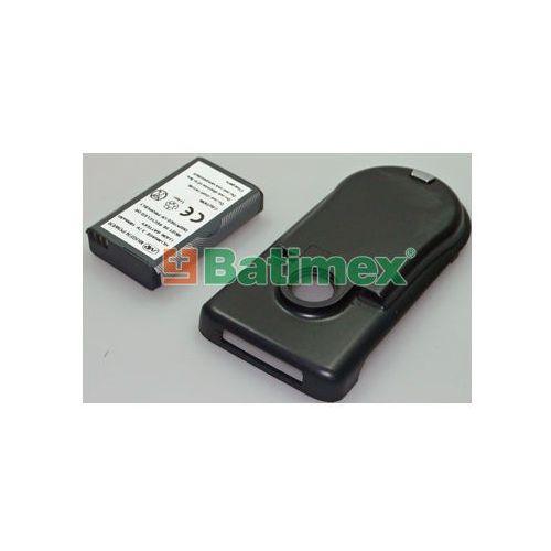 Nokia 6630 / BL-5C 1800mAh 6.7Wh Li-Ion 3,7V powiększony czarny (Batimex), BCE224