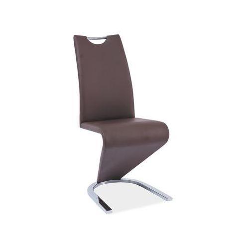 Signal Krzesło h-090 brown chrom