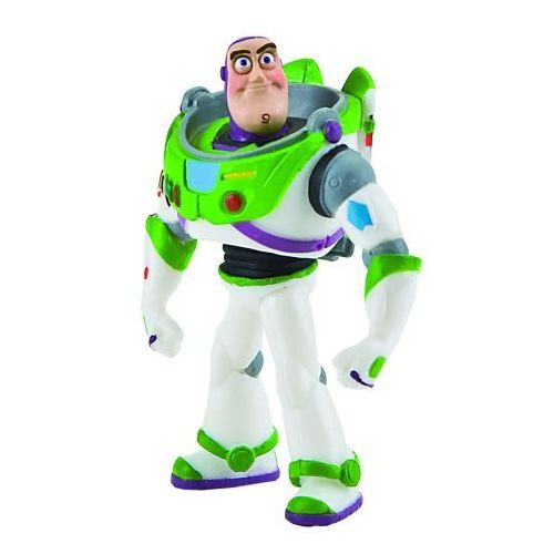 BULLYLAND 12760 Toy Story -Buzz Astral 9,3cm Disney (BL12760)