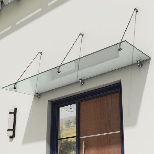 Dach szklany transparentny jupitter 120-300cm marki Swissliniger