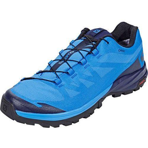 outpath gtx buty mężczyźni niebieski uk 9 | eu 43 1/3 2018 buty turystyczne, Salomon