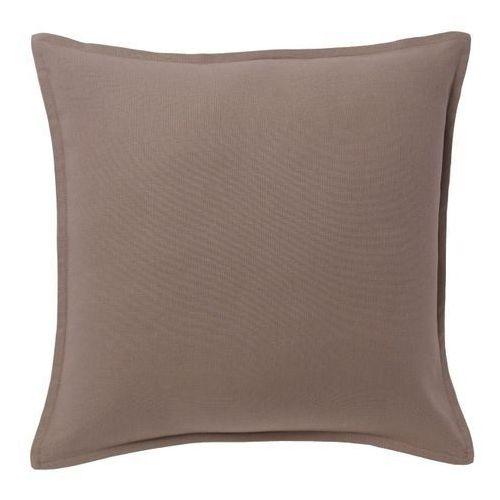 Poduszka hiva 45 x 45 cm brązowa marki Goodhome