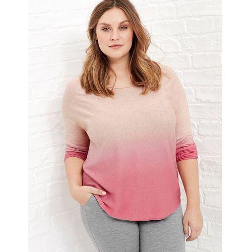 Sweter z cienkiej dzianiny (4049602076156)