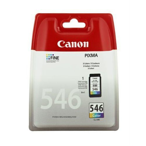 Canon tusz Color CL-546, CL546, 8289B001, CL-546