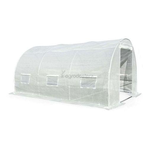 Namiot foliowy metalowy 2x4m biały - transport gratis! marki Garden point