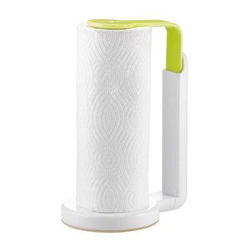 Guzzini Stojak na ręczniki papierowe z regulacją wysokości my kitchen zielony