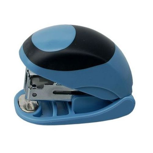 Zszywacz  omax mini s5130 czarno-niebieski marki Eagle