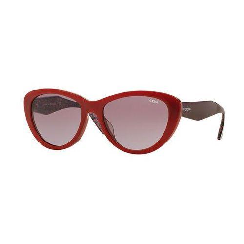 Vogue eyewear Okulary słoneczne vo2990sf texture asian fit 23408h