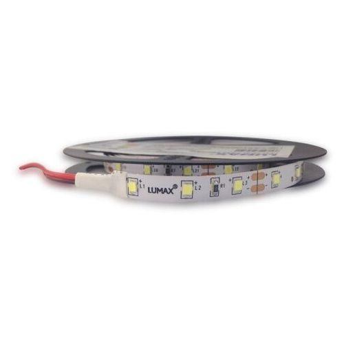 Taśma LED 60 SMD5050 /m, IP65, 99m, ciepła biała DC12 LUMAX 5907377254997 (5907377254997)