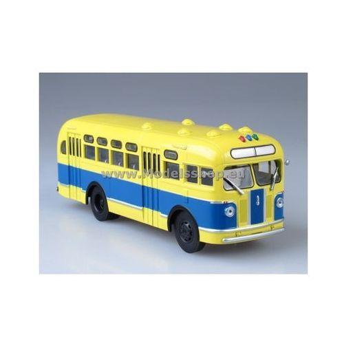 Samochód autobus City Bus ZIS-155 (blue/yellow) Start Scale Models - sprawdź w wybranym sklepie