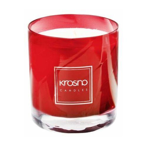 Świeca zapachowa w szkle ROMANCE Ambre Toureg KROSNO (5900345826585)